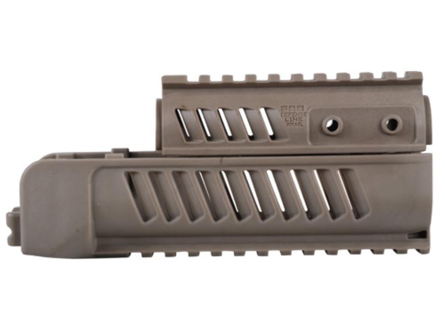 Mako Handguard with Picatinny Rails VZ-58 Polymer