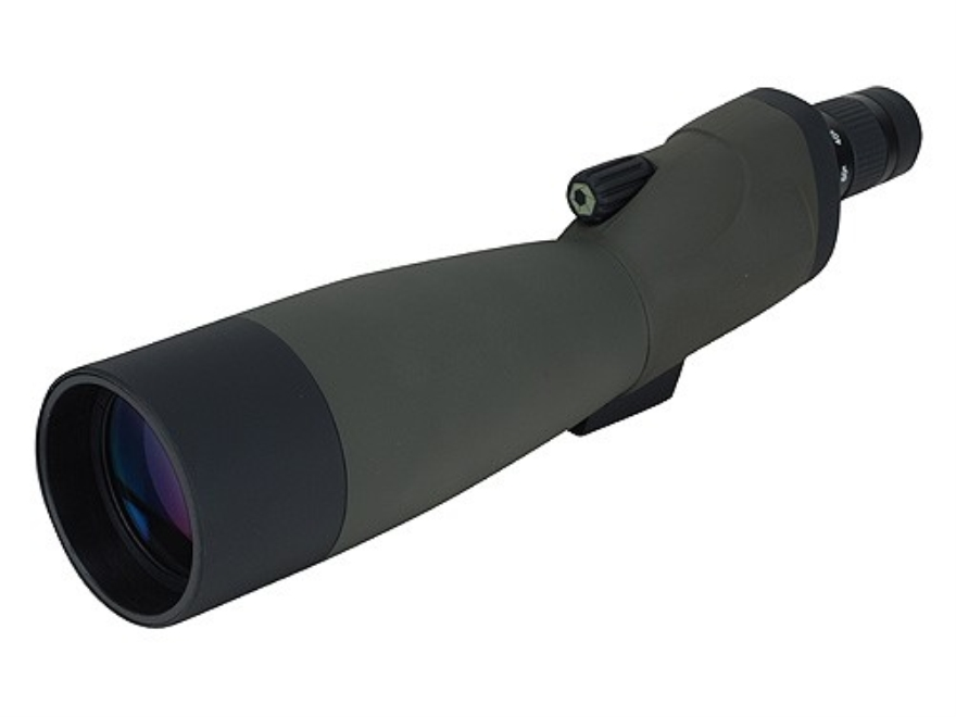 Barska Blackhawk Spotting Scope 20-60x 70mm with Tripod and Soft Case Rubber Armored Gr...