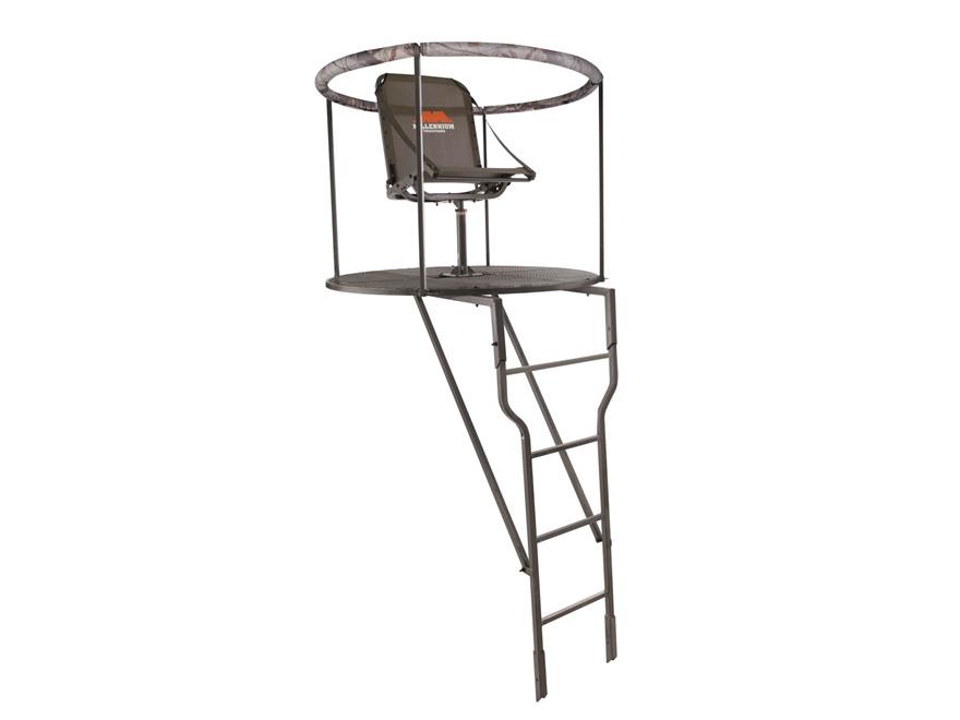 Millennium Treestands L-360 16' Ladder Treestand Steel
