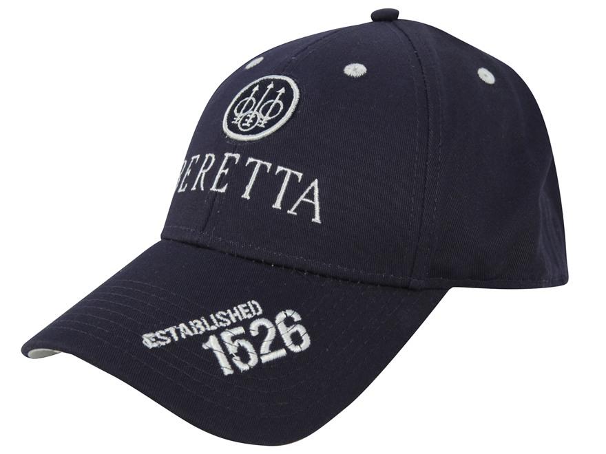 Beretta Classic Trident Cap Cotton Blue