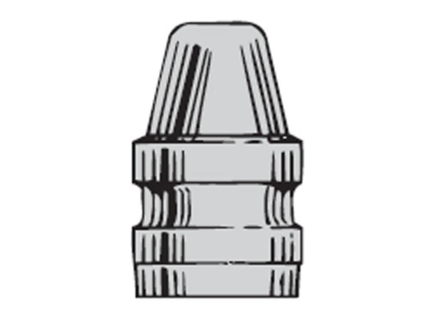 Saeco 3-Cavity Bullet Mold #924 9mm (356 Diameter) 124 Grain Semi-Wadcutter Gas Check