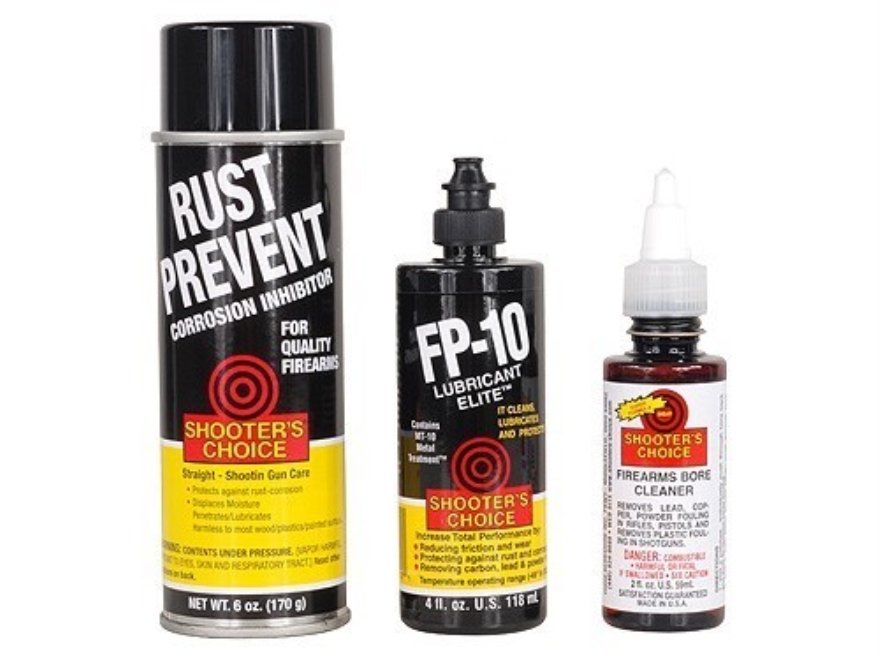 Shooter's Choice Universal Gun Care Kit