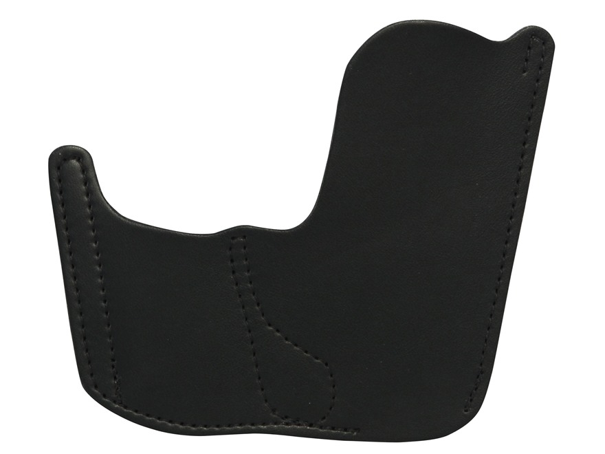 DeSantis Sting Pocket Holster Ambidextrous Kel-Tec P32, P3AT Leather Black
