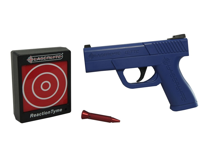 LaserLyte Compact Trigger Tyme Laser Trainer Pistol Kit