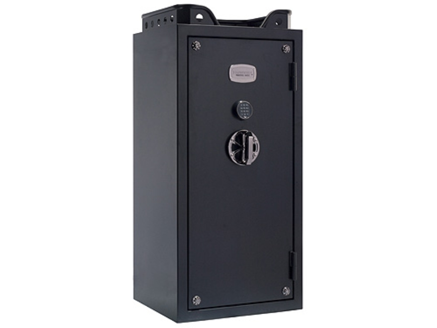 Browning Tactical Series Mark I Fire-Resistant Safe 9/18 +7 DPX Dull Black with Gray Interior and Cast Browning Nameplate