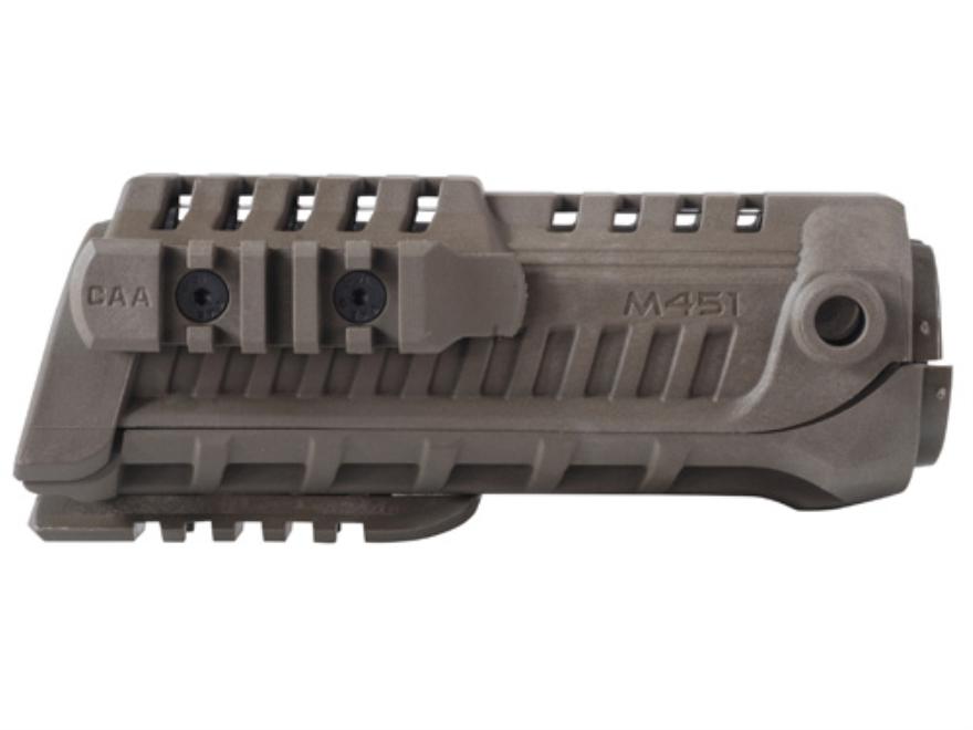Command Arms 2-Piece Modular Rail Handguard Heat Shield AR ...