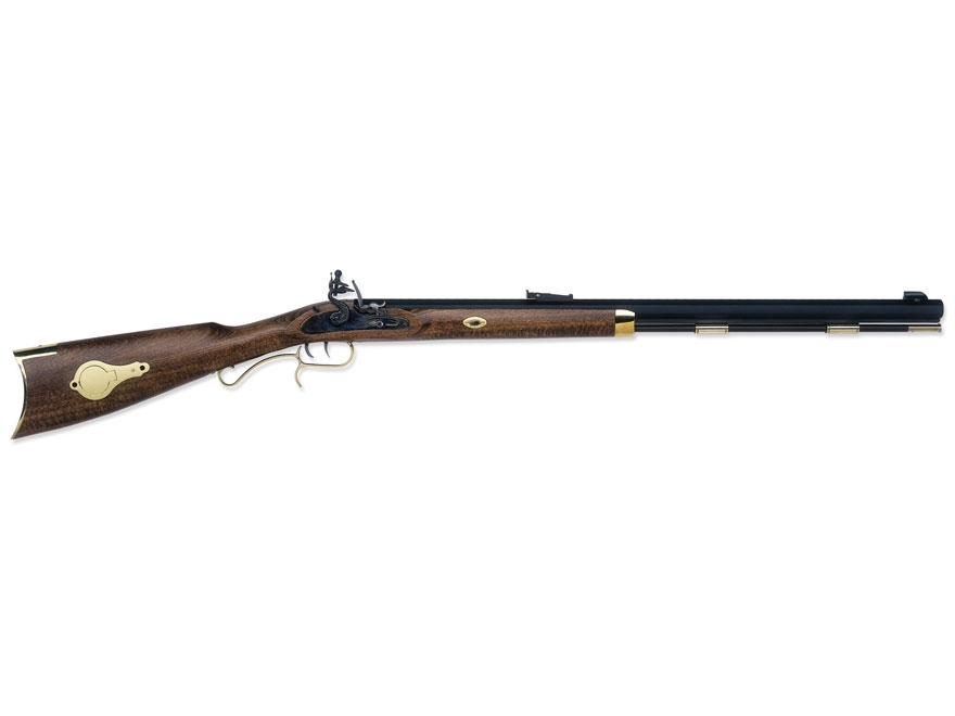 Traditions Hawken Woodsman Muzzleloading Rifle 50 Cal ...