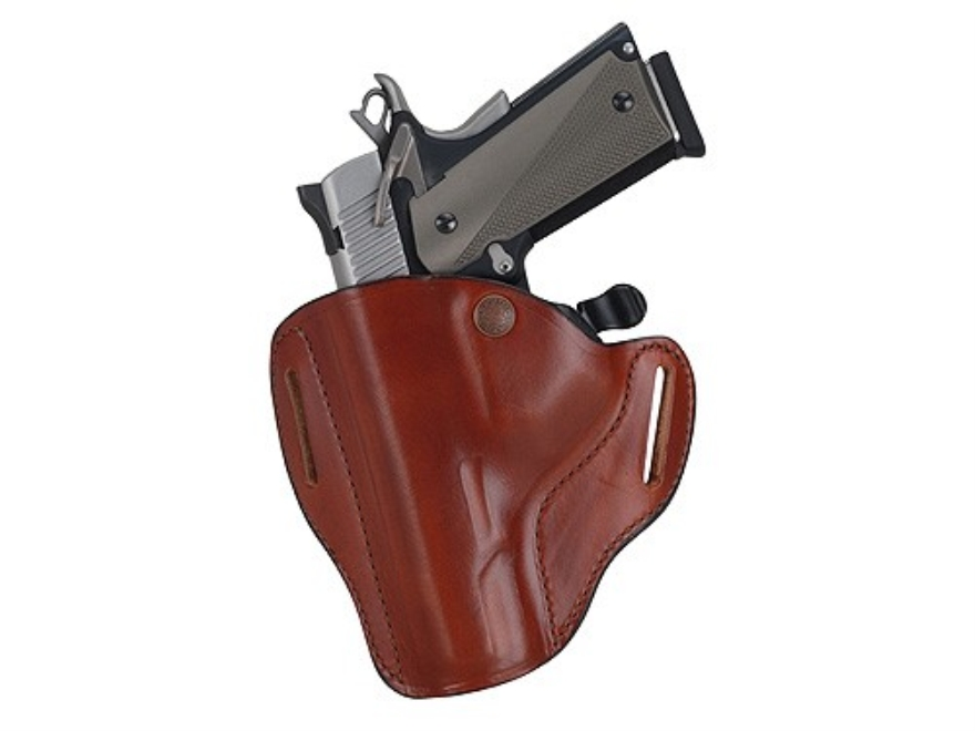 Bianchi 82 CarryLok Holster Glock 26, 27, 33 Leather