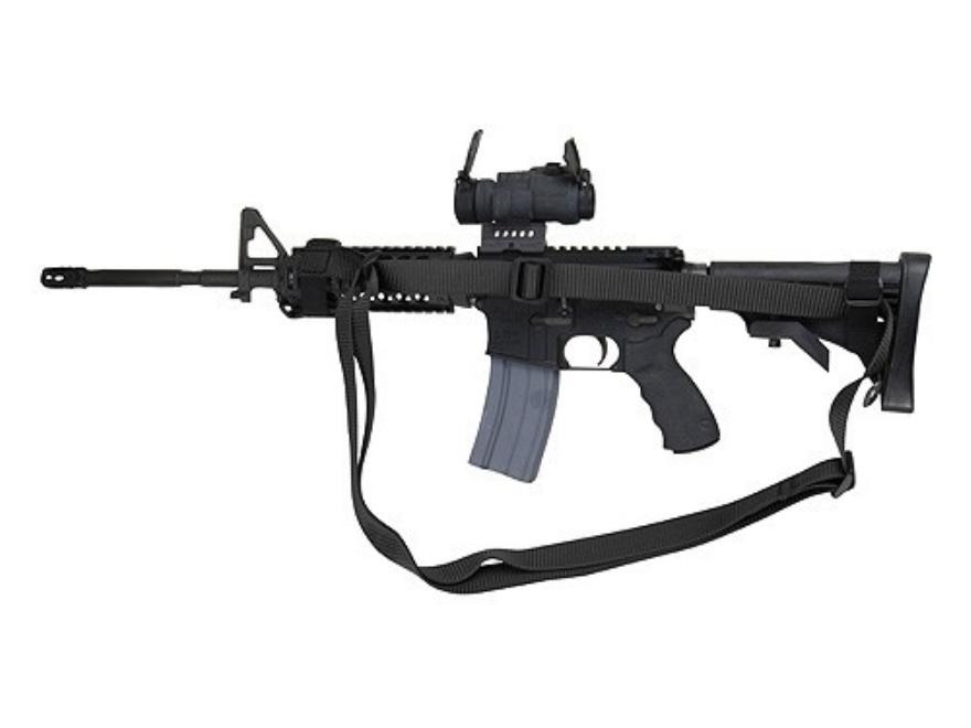 Wilderness Tactical Giles Sling AR-15 A2 Buttstock Oval Handguard Nylon