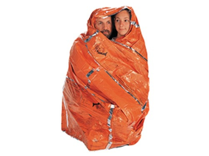 "Adventure Medical Kits HeetSheets Emergency Survival Blanket 96"" x 60"" Polymer Orange"