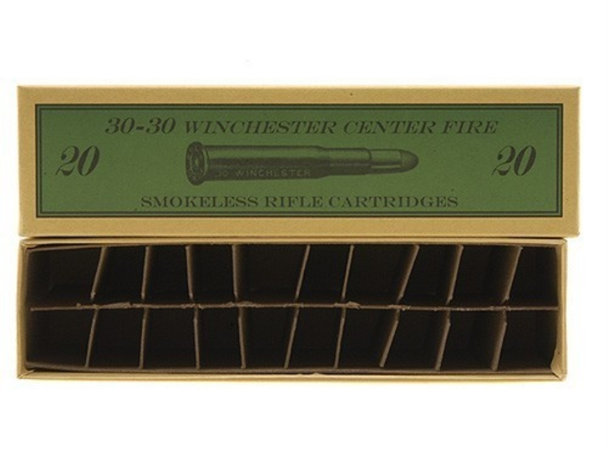 Cheyenne Pioneer Cartridge Box 30-30 Winchester Chipboard Pack of 5
