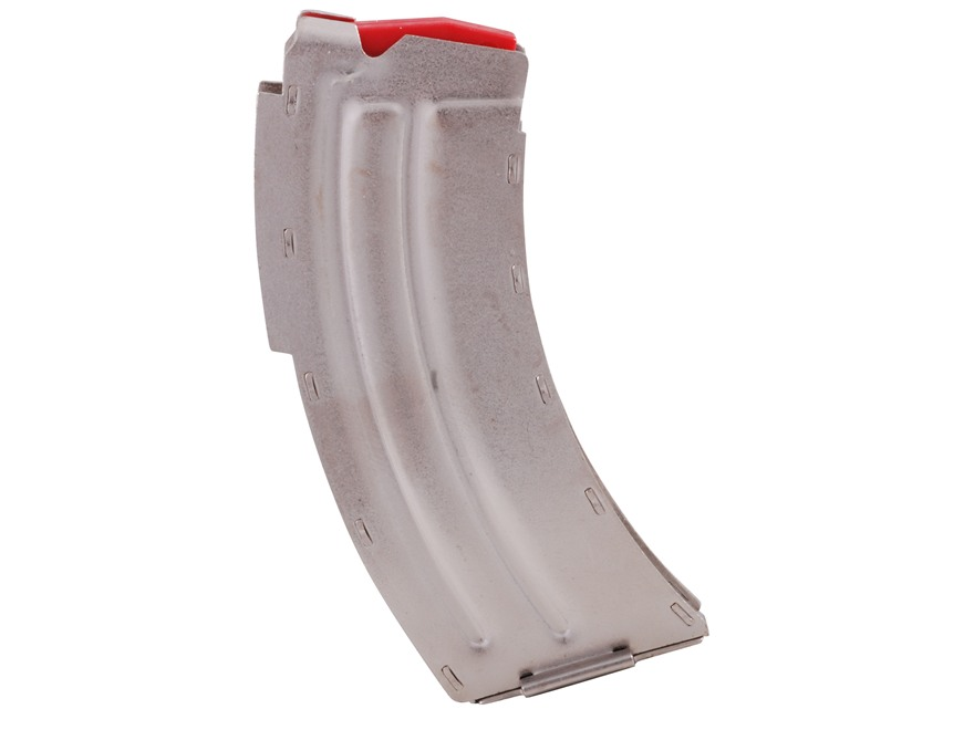 Savage Arms Magazine Savage Mark II Series 22 Long Rifle, 17 Mach 2 10-Round