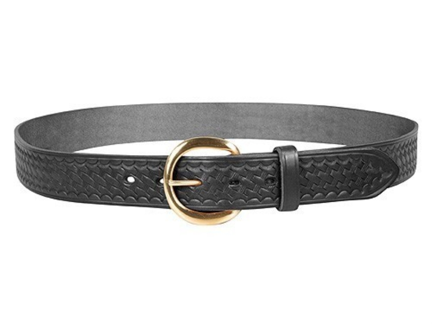 bianchi b5 dress belt 1 1 2 brass buckle basketweave