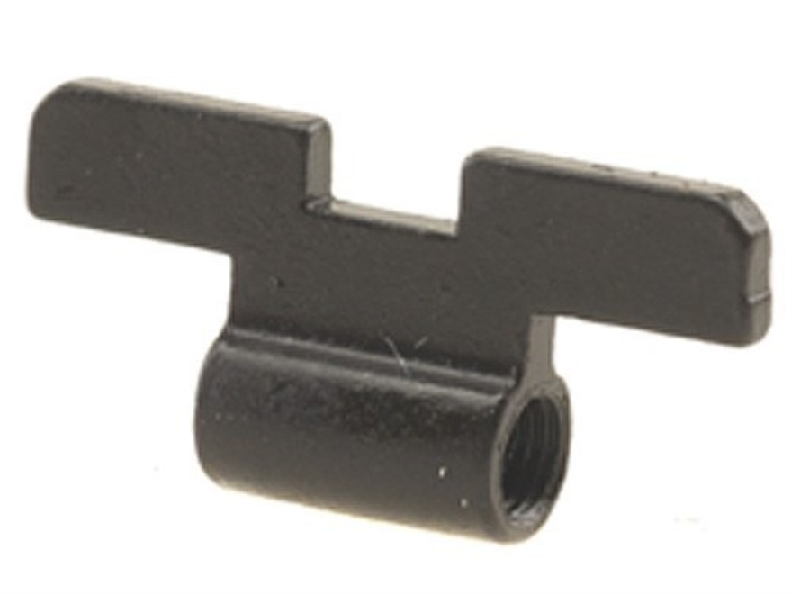 "Smith & Wesson Rear Sight Blade .106"" Black K, L, N-Frame"