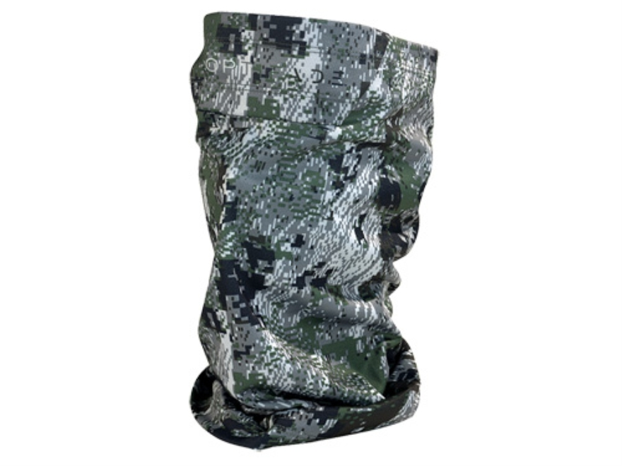 "Sitka Gear ""The Bandit"" Face Mask Polyester Gore Optifade Elevated Forest Camo"