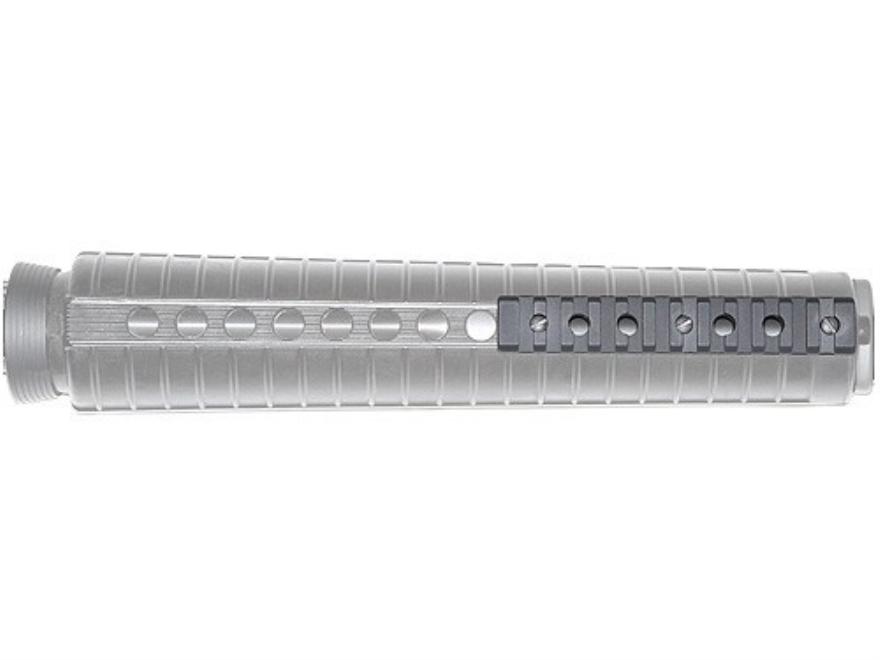 GG&G ETI UFIR Under Forend Integrated Rail for AR-15 Rifle Handguard Aluminum Matte