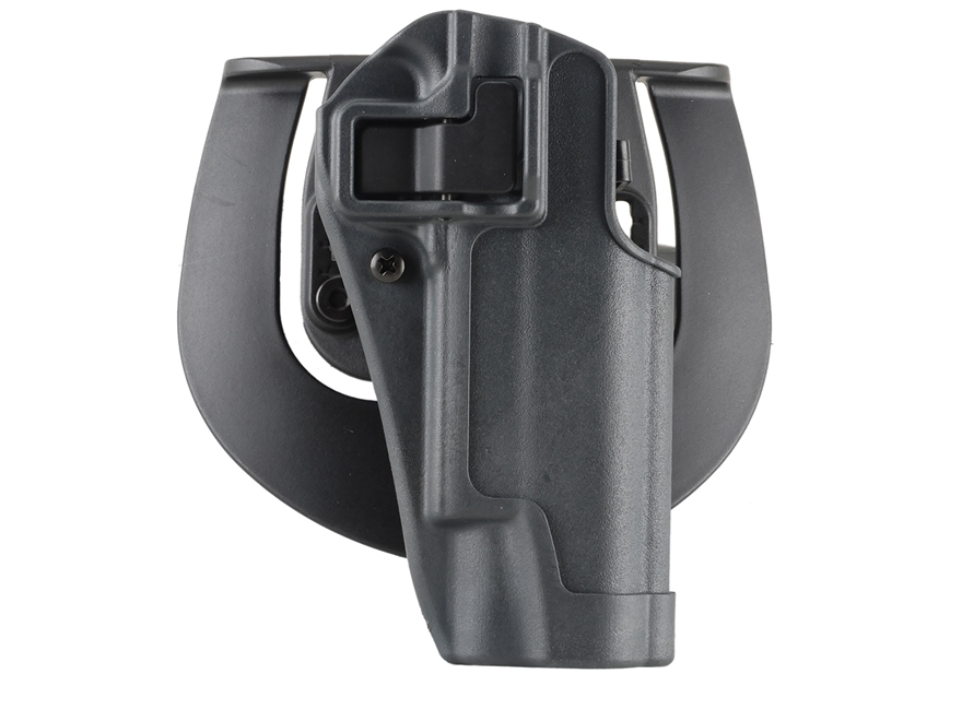 BlackHawk Serpa Sportster Paddle Holster Glock 17, 22, 31 Polymer Gun Metal Gray