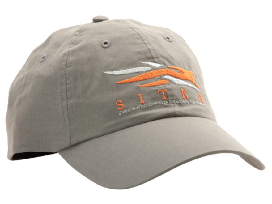 Sitka Gear Logo Cap Cotton Charcoal