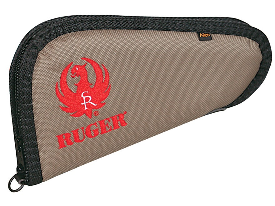 "Ruger Pistol Case 11"" Tan"