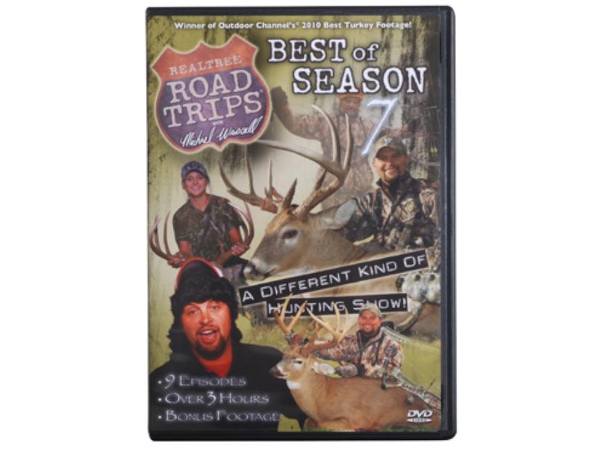 Realtree Road Trips 7 DVD
