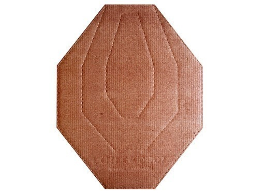 MidwayUSA Official USPSA-IPSC Classic Target Cardboard Package of 25