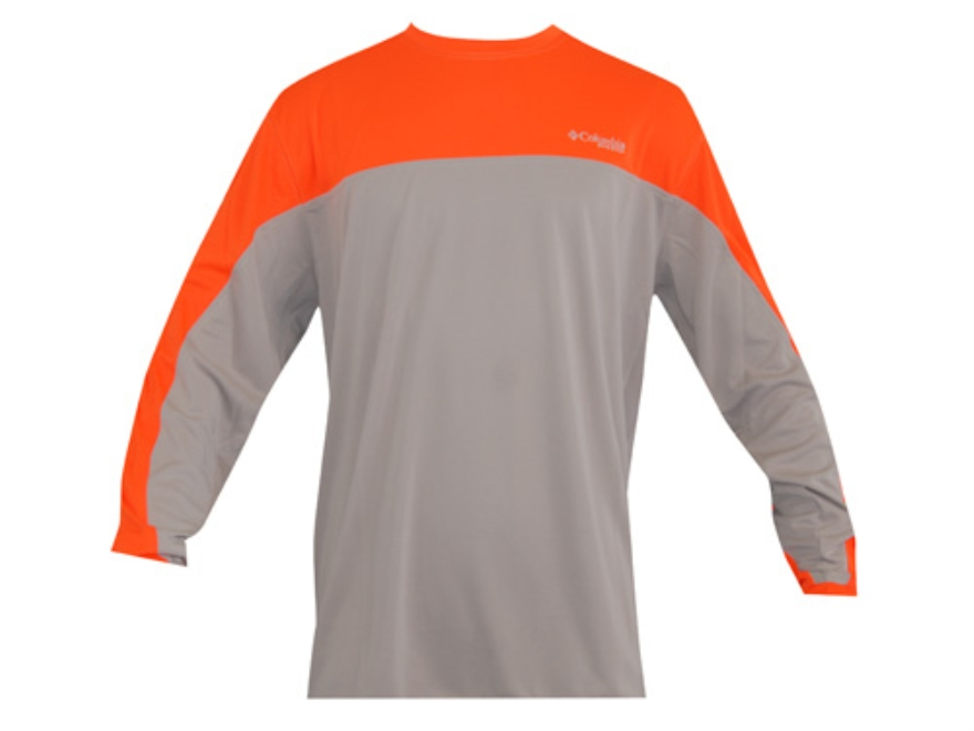 Columbia Men's Freezer T-Shirt Long Sleeve Polyester