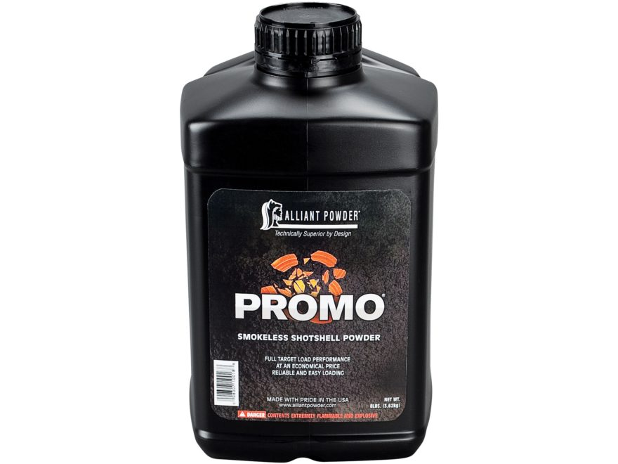 Alliant Promo Smokeless Gun Powder 8 lb