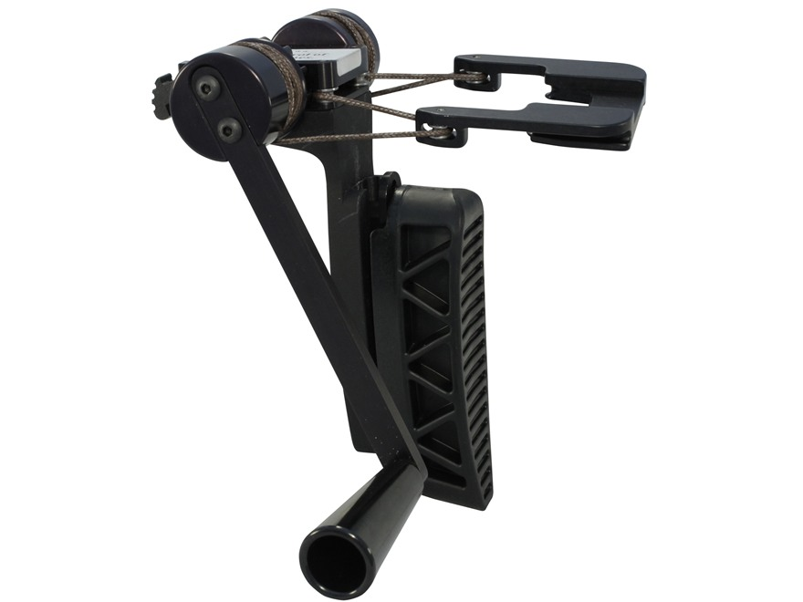 Horton EZC9 Crank Crossbow Cocking Device Aluminum Black