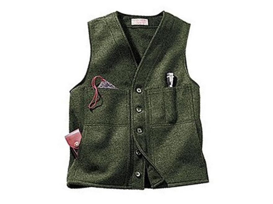 filson wool vests for men submited images. Black Bedroom Furniture Sets. Home Design Ideas
