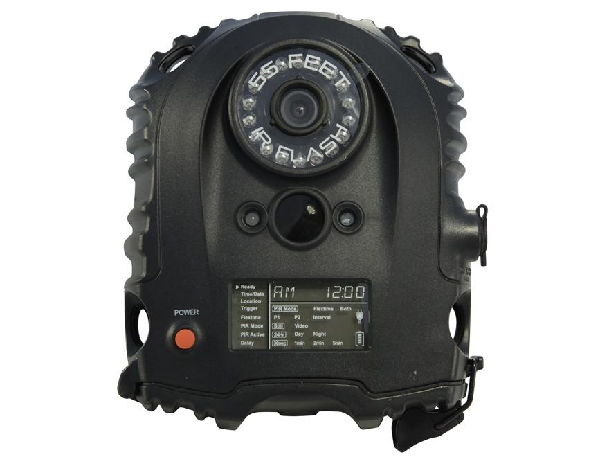 Wildgame Innovations Rage 6 Infrared Game Camera 6.0 Megapixel Black