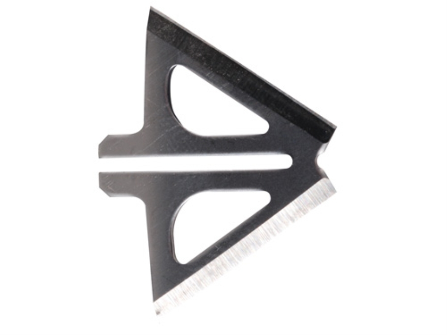 "Slick Trick 1"" Standard Extra Blades Broadhead Replacement Blades Stainless Steel Pack of 6"