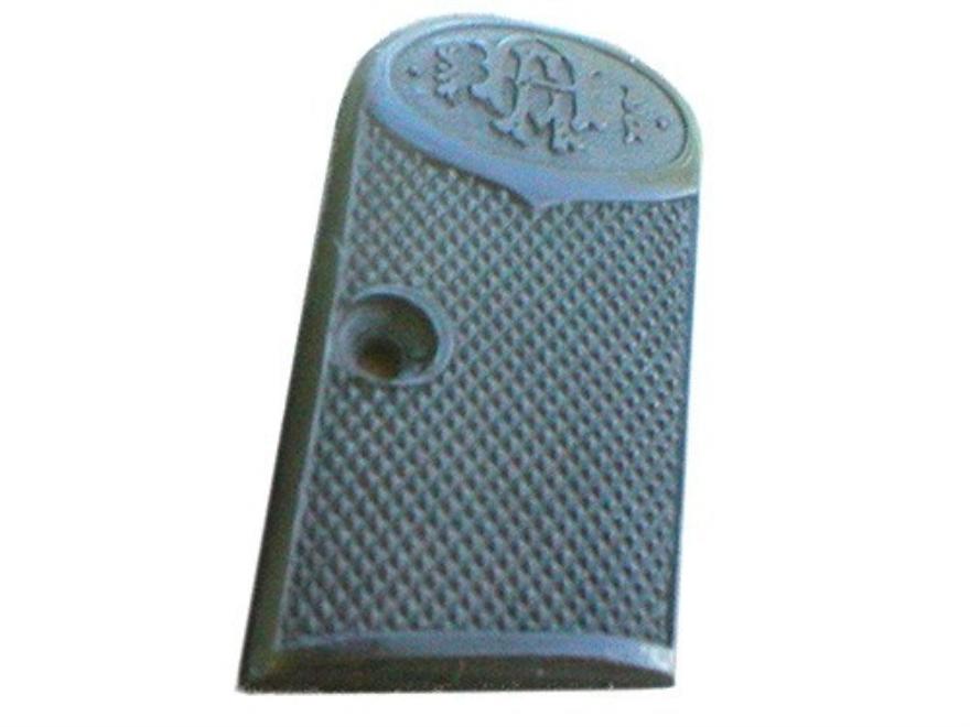 Vintage Gun Grips Azanza y Arrizabalaga 25 ACP Polymer Black