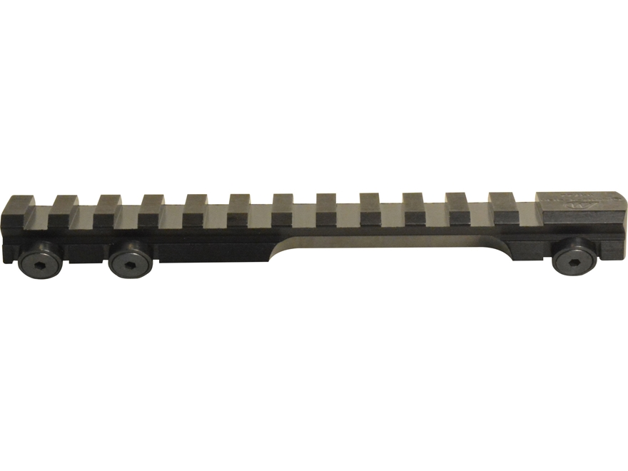 Weigand 1-Piece Weaver-Style Scope Base Ruger 77/44 with Integral Mounts