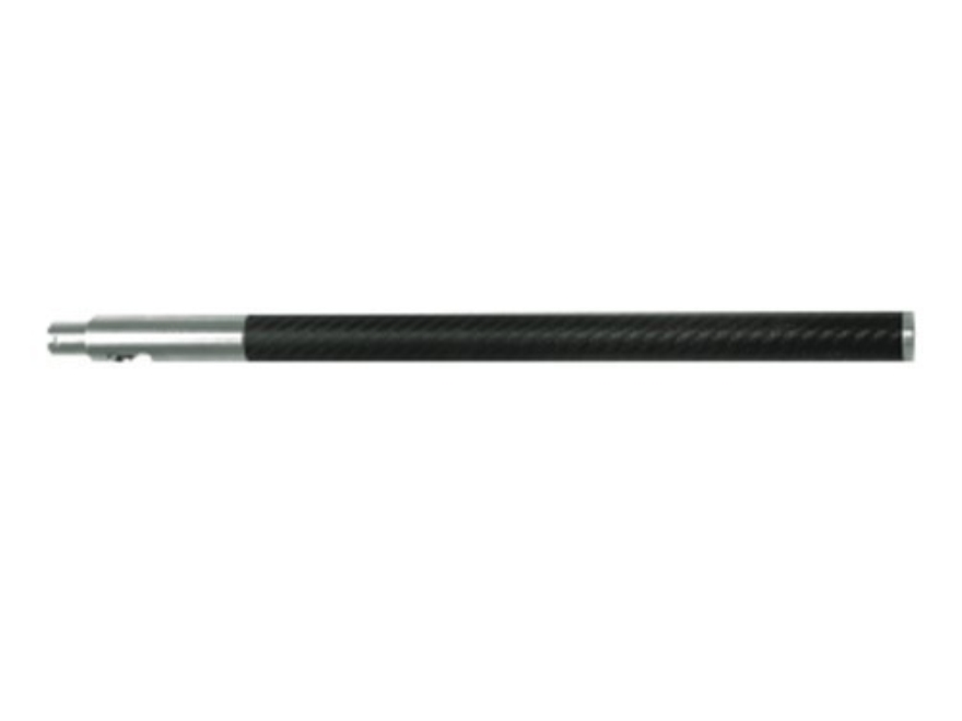 "Volquartsen Barrel Ruger 77/22 Magnum 17 Hornady Magnum Rimfire (HMR) THM Tension .920"" Diameter 1 in 9"" Twist 16-1/4"" Carbon Fiber Black"