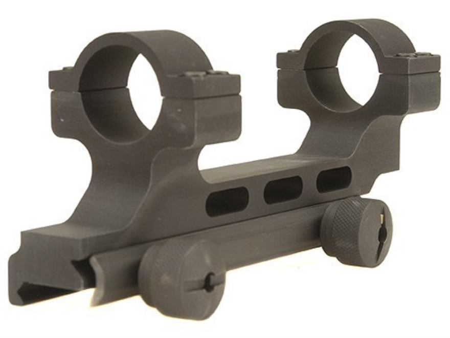 Model 1 1-Piece Scope Mount with Integral 30mm  Rings Flat-Top AR-15 Steel Matte