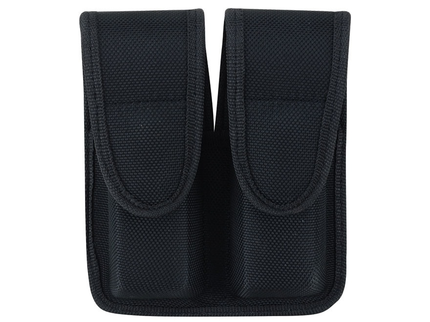 Tru-Gear Double Staggered Mag Pouch Black