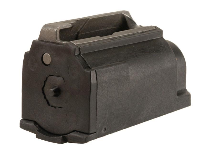 Ruger Magazine Ruger 77/44 44 Remington Magnum 4-Round Polymer Black