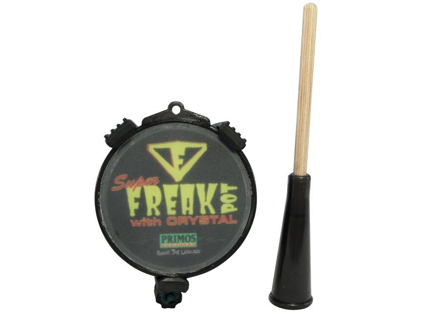 Primos Super Freak Strap-On Glass Turkey Call