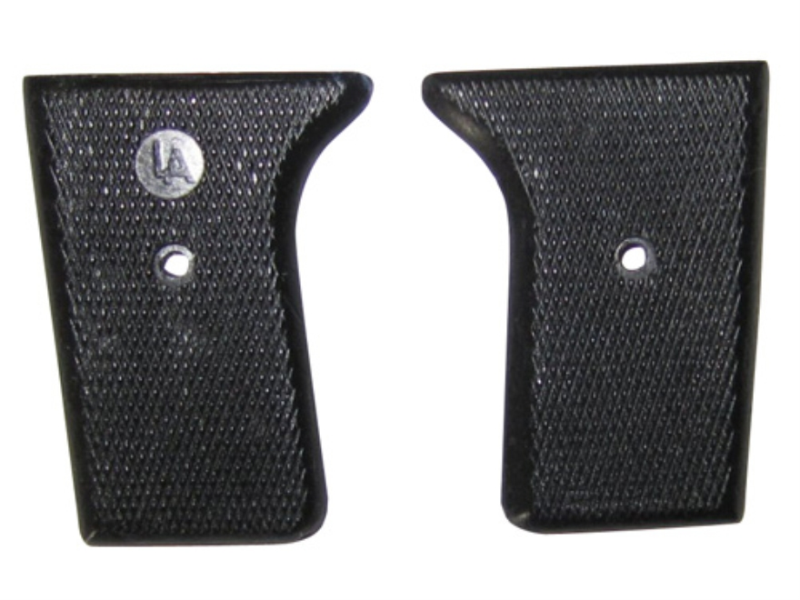Vintage Gun Grips Reck P-8 25 ACP Polymer Black