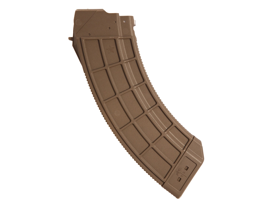 US PALM AK30 AK-47 Magazine 7.62x39mm 30-Round Polymer