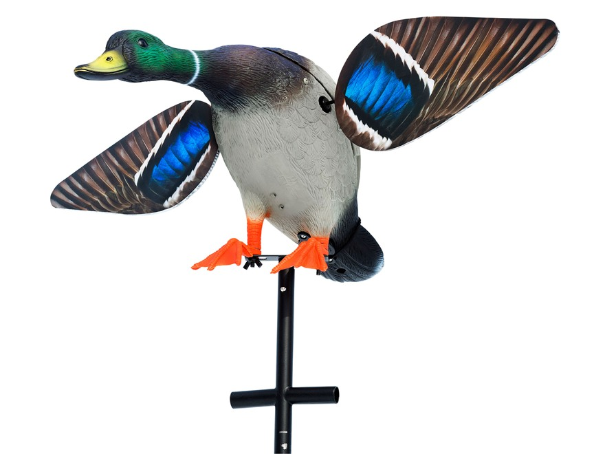 Lucky Duck Lucky Hot Shot Motion Duck Decoy