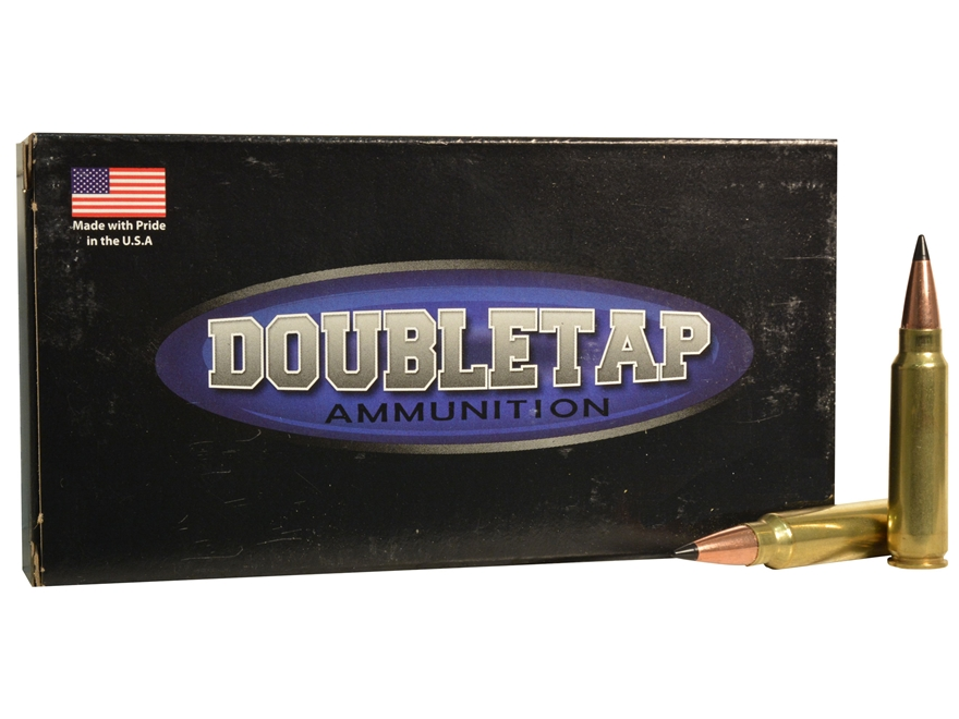 Doubletap Ammunition 300 Savage 165 Grain Swift Scirocco II Box of 20