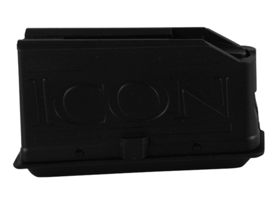 Thompson Center Magazine Thompson Center Icon, Precision Hunter 204 Ruger, 223 Remington 3-Round Black