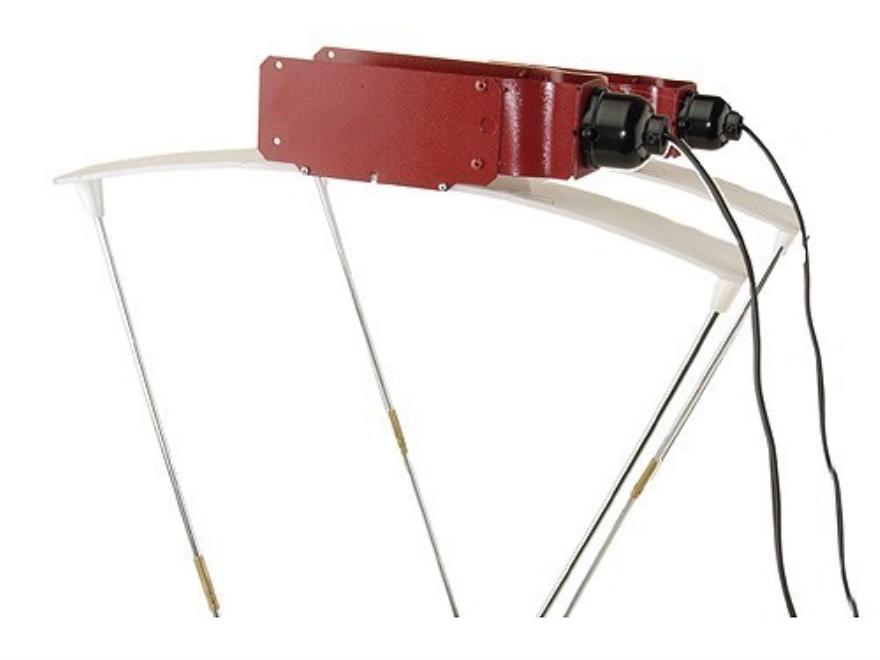 Shooting Chrony Indoor Shooting Light Fixture for Chrony Chronograph