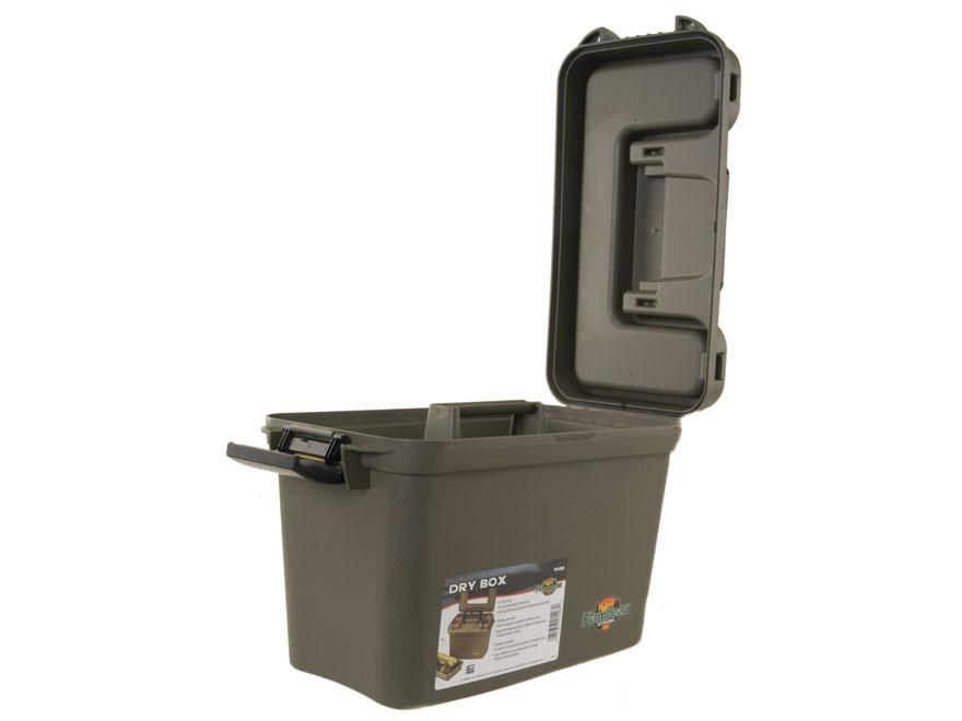 "Flambeau Dry Box Polymer 15"" x 10"" x 8"" Olive"