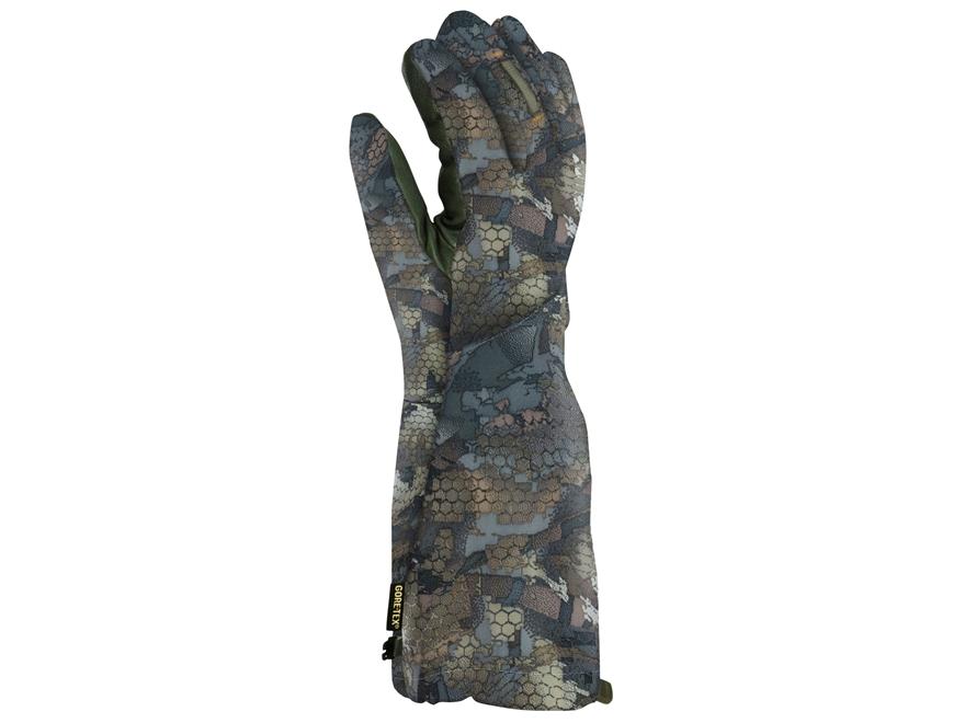 Sitka Gear Delta Deek Waterproof Insulated Gloves Polyester