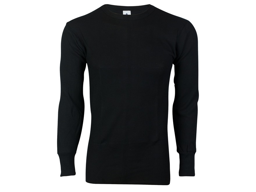 Indera Men's Heavyweight Thermal Long Sleeve Shirt