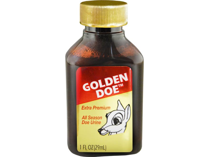Wildlife Research Center Golden Doe Deer Scent Liquid 1 oz