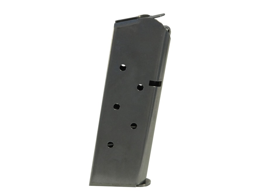 Sig Sauer Magazine Sig Sauer 1911 Officer, Compact 45 ACP 7-Round Stainless Steel