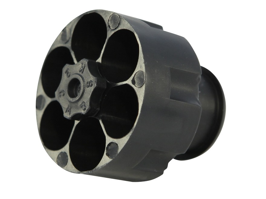 Safariland COMP-2 Revolver Speedloader Dan Wesson, S&W 10, 12, 13, 14, 15, 19, 64, 66, ...